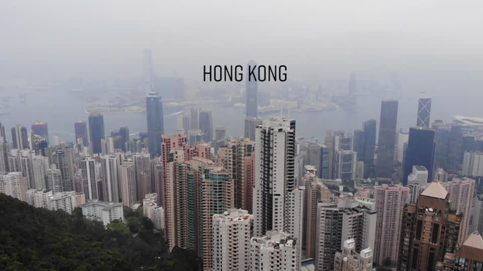 Chasing The Sun: Asia S02 E01 - Hong Kong