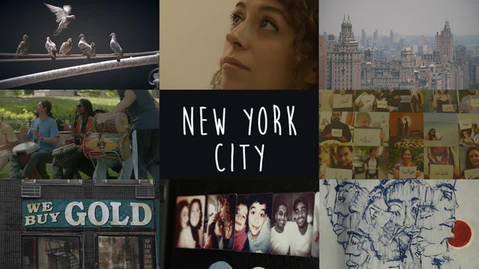 Chasing The Sun: Latin America S01 E01 - Hello New York