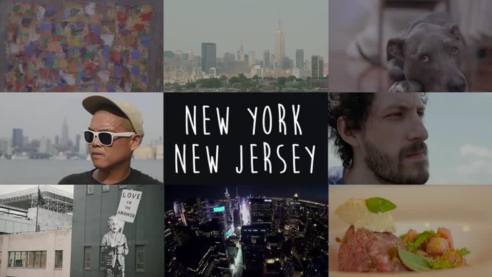 Chasing The Sun: Latin America S01 E02 - New York vs New Jersey