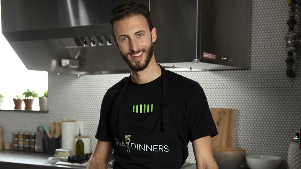 DNA Dinners S01 E08 - Meet Jacob Ahee