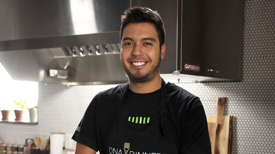 DNA Dinners S01 E09 - Meet Jesse Magallanes