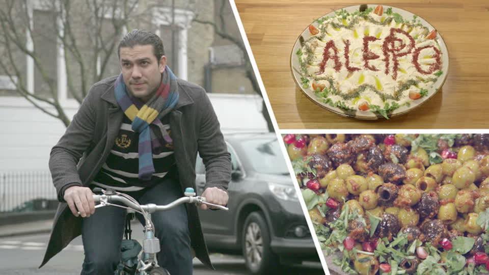 Refugee Chef S01 E06 - Aleppo Super Club