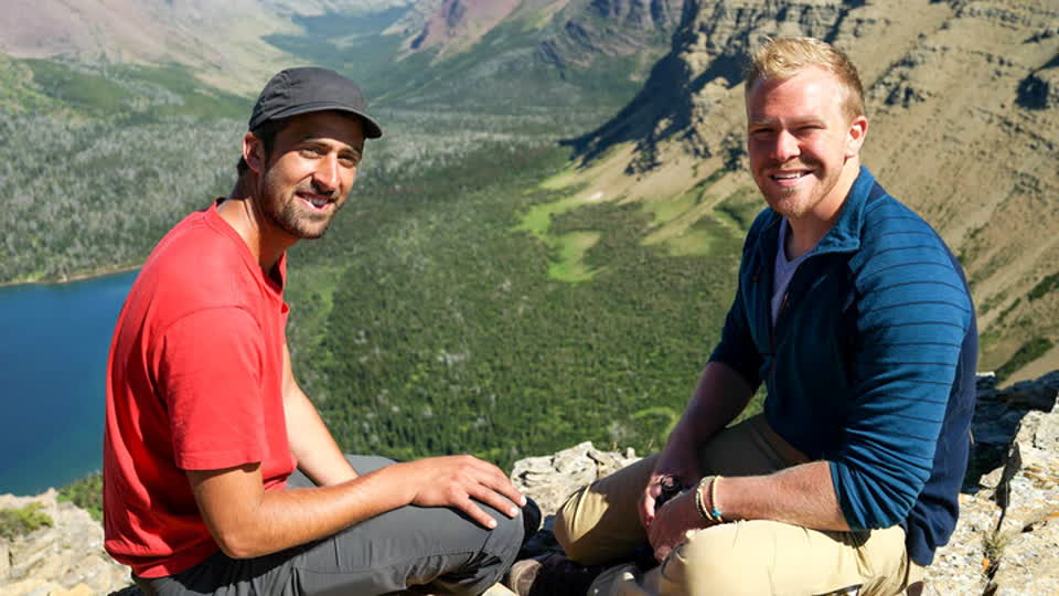 Rock the Park S01 E08 - Glacier National Park: Bears, Big Horns and Glaciers