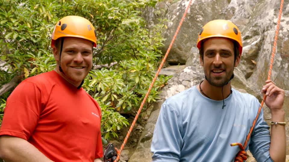 Rock the Park S01 E09 - Shenandoah: Climbing Virginia Rocks