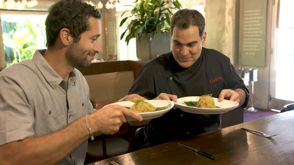 The Voyager with Josh Garcia S01 E04 - Hot Salsa!