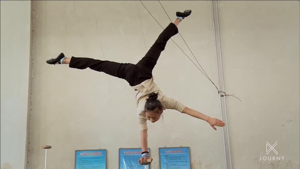 Kung Fu Motion S01 E04 - Man Juggling