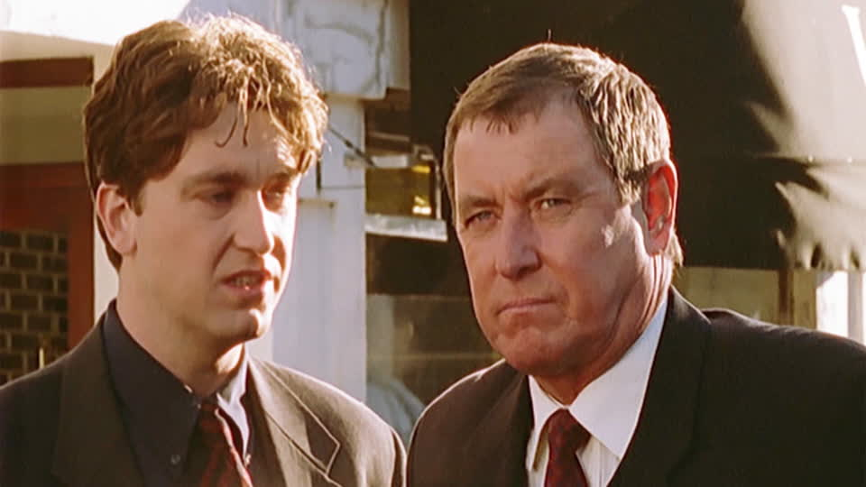 Midsomer Murders S01 E03 - Death of a Hollow Man