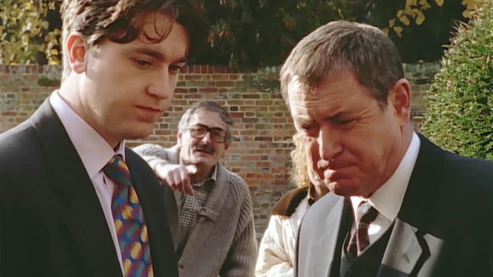 Midsomer Murders S01 E04 - Faithful unto Death