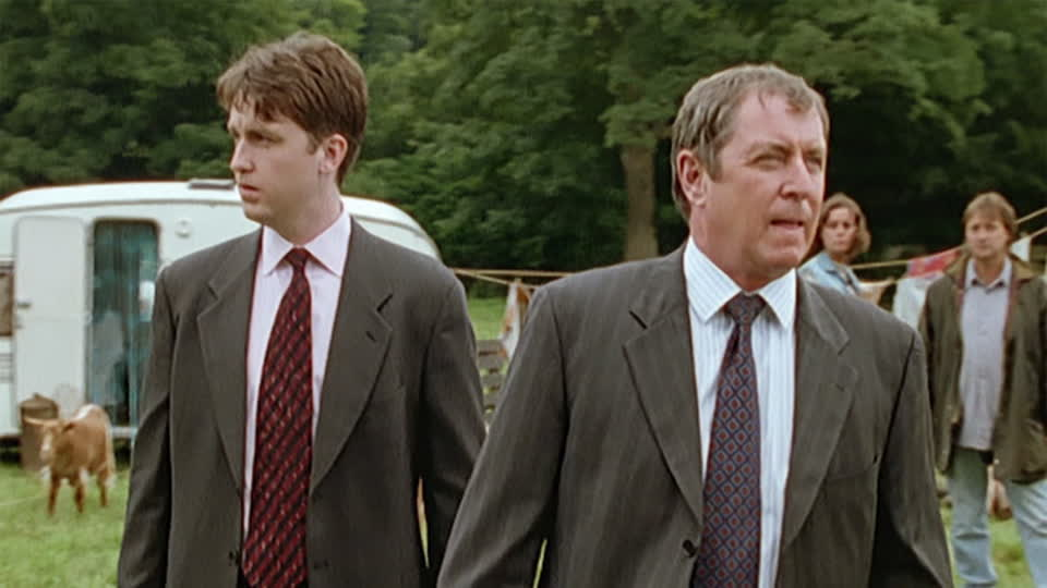 Midsomer Murders S02 E04 - Blood Will Out