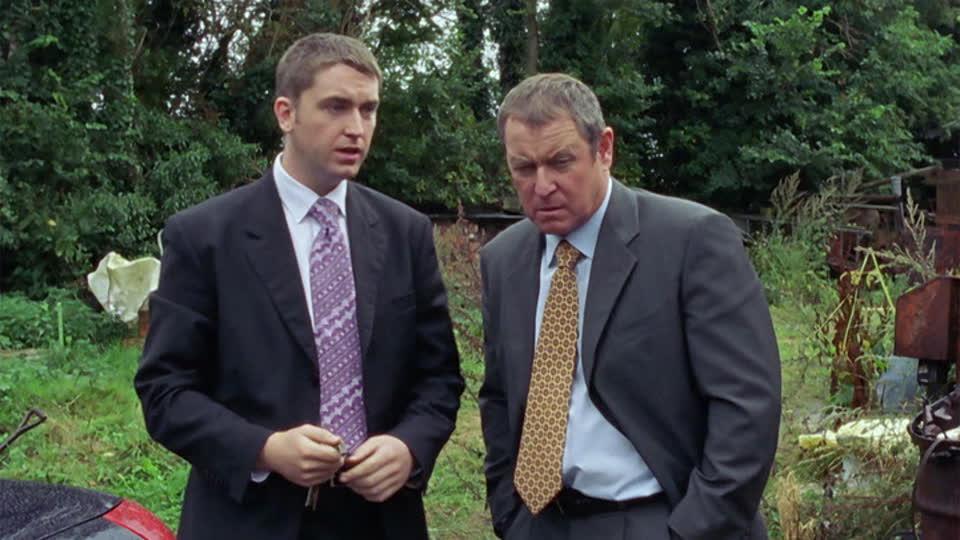 Midsomer Murders S04 E03 - The Electric Vendetta