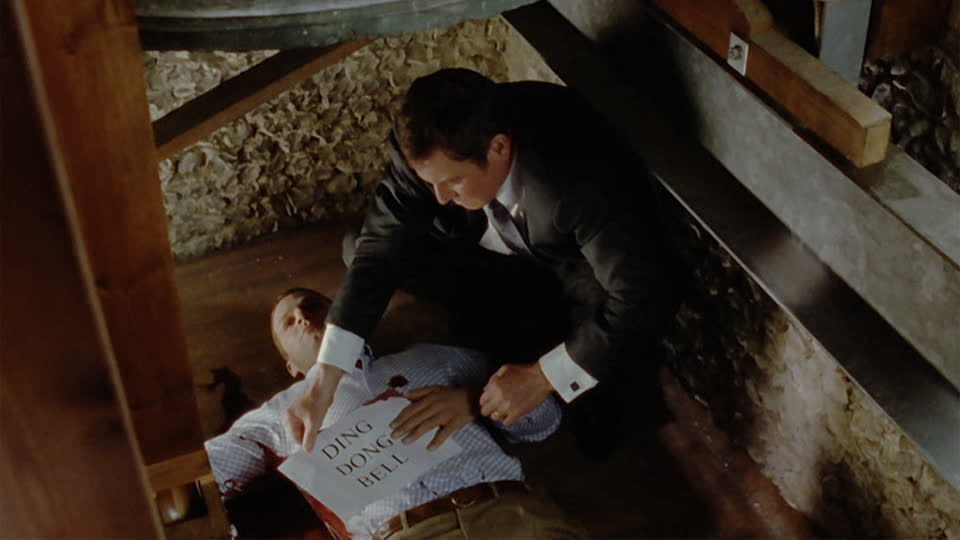 Midsomer Murders S05 E02 - Ring Out Your Dead