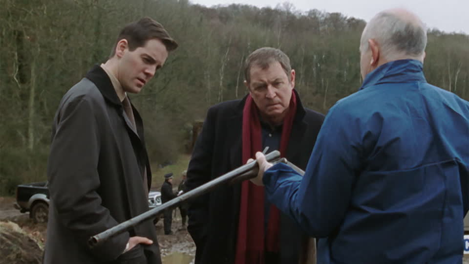 Midsomer Murders S07 E07 - Ghosts of Christmas Past