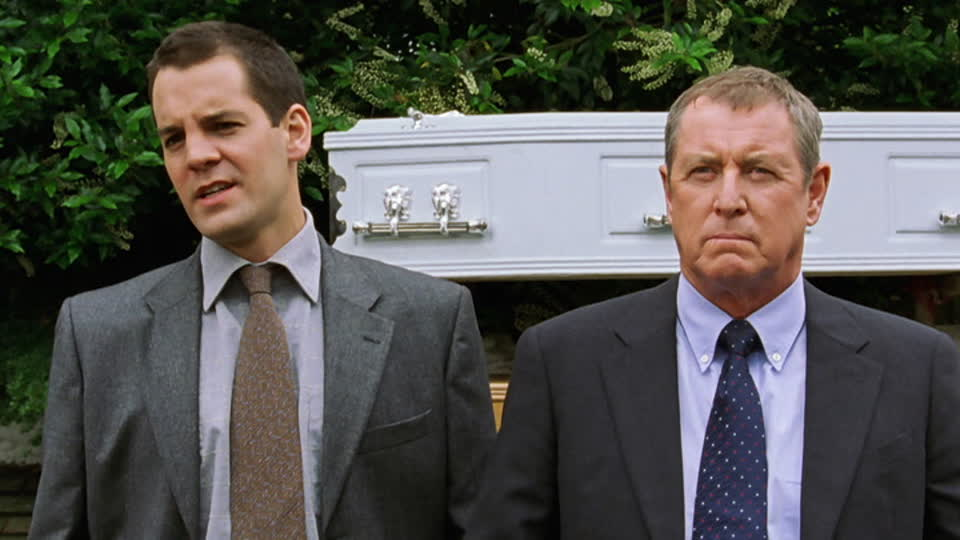 Midsomer Murders S08 E01 - Things That Go Bump in the Night