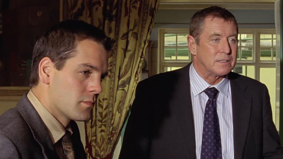 Midsomer Murders S08 E02 - Dead in the Water
