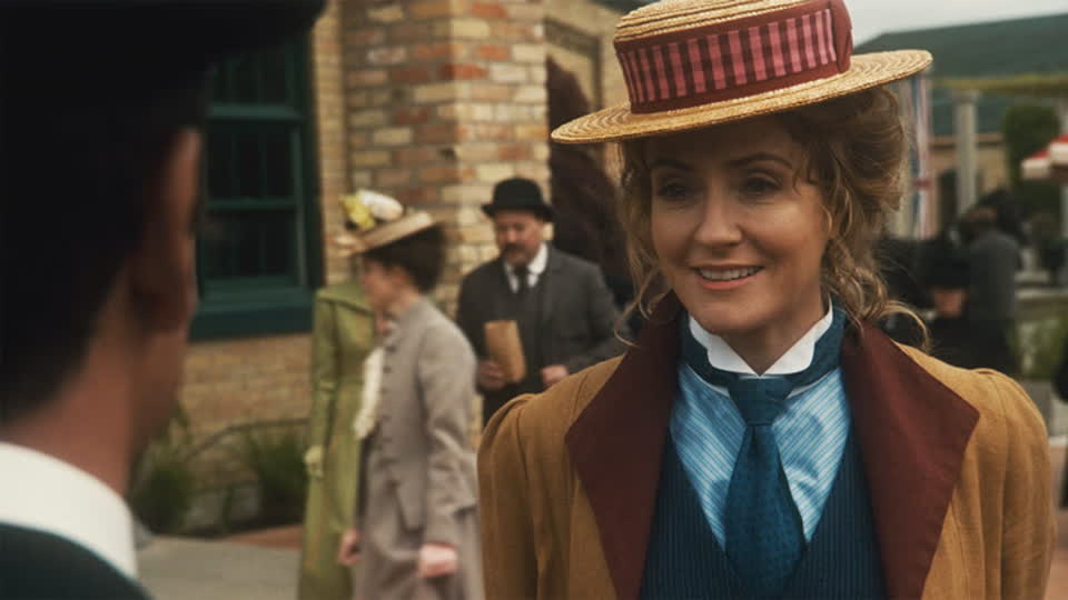 Murdoch Mysteries S11 E04 - The Canadian Patient