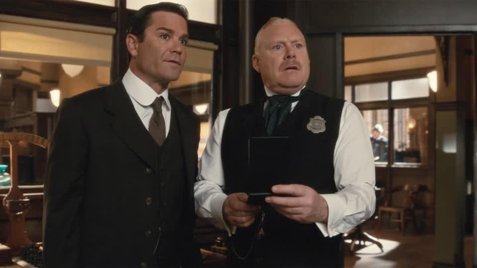Murdoch Mysteries S13 E07 - Toronto the Bad