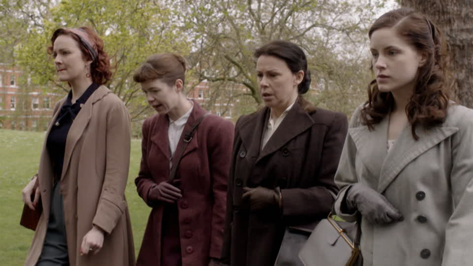 The Bletchley Circle S01 E02 - Cracking a Killer's Code: Part 2