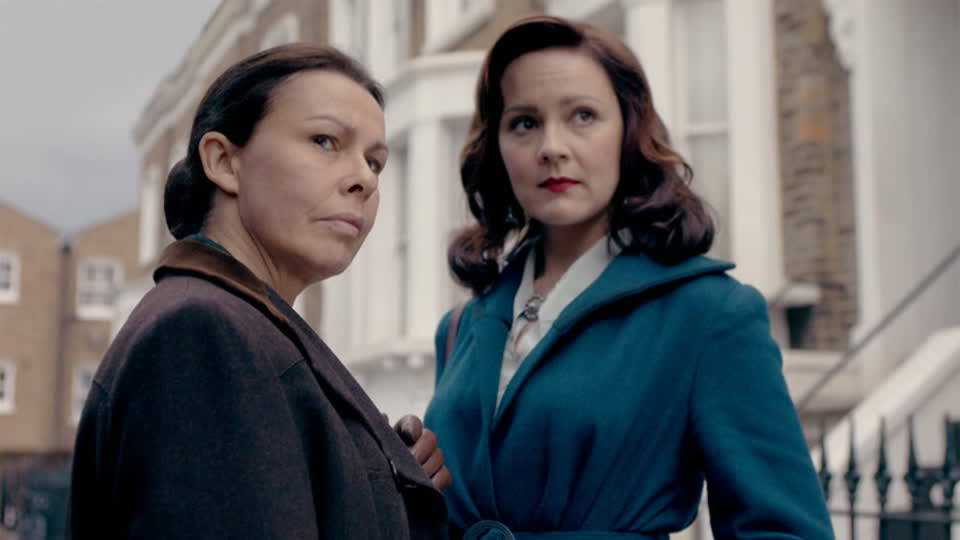 The Bletchley Circle S02 E01 - Blood on Their Hands: Part 1