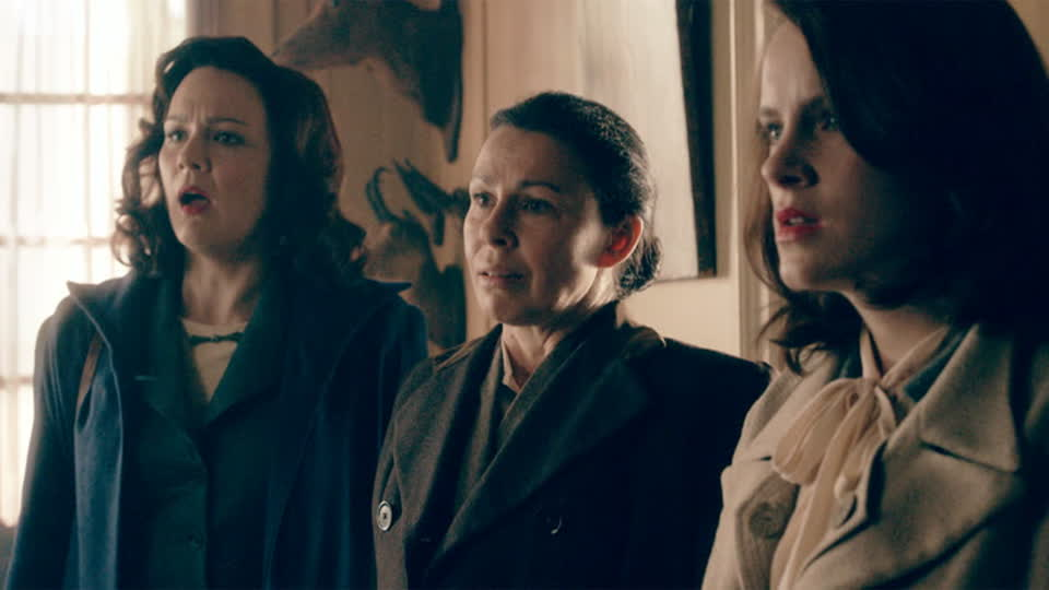The Bletchley Circle S02 E02 - Blood on Their Hands: Part 2