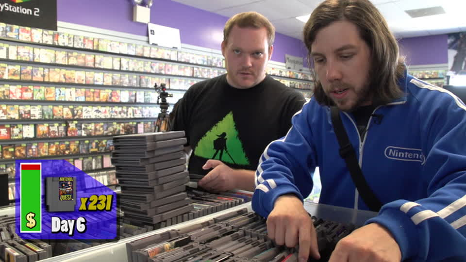 Nintendo Quest S01 E02 - Get the Heck Out of Here, You Nerd!