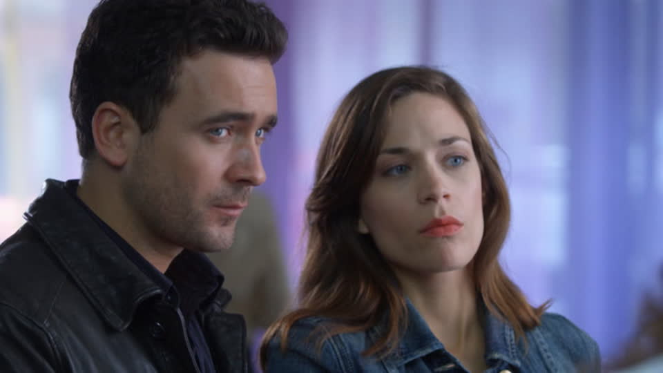 Republic of Doyle S01 E07 - The Woman Who Knew Too Little