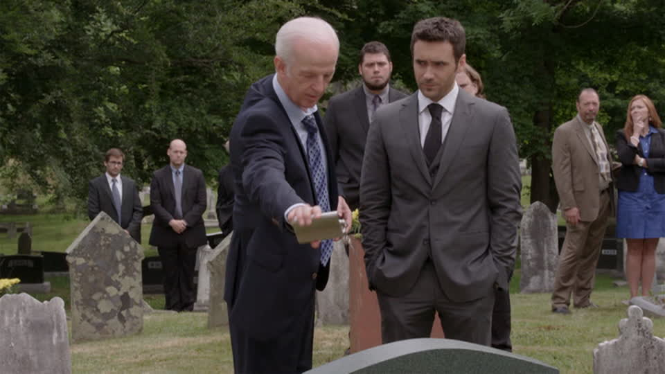 Republic of Doyle S04 E01 - From Dublin with Love