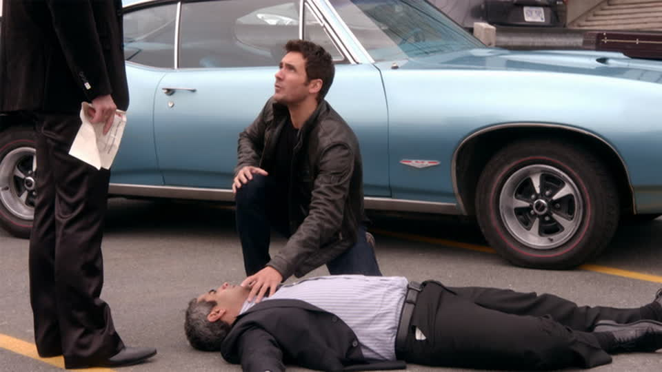 Republic of Doyle S06 E02 - No Rest for the Convicted