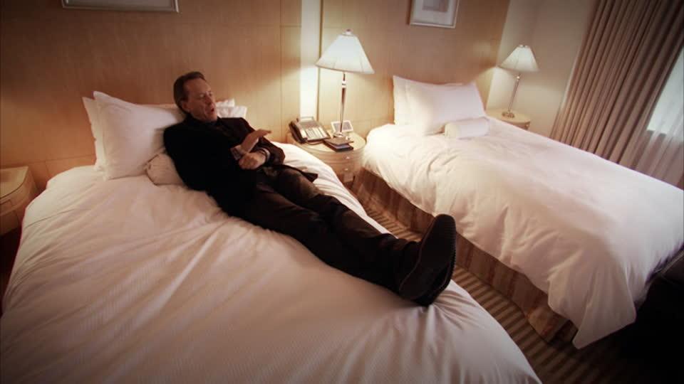 Richard E. Grant's Hotel Secrets S01 E01 - Power & Money