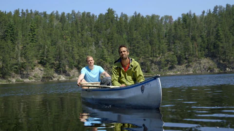 Rock the Park S01 E06 - Voyageurs: Living off the Land