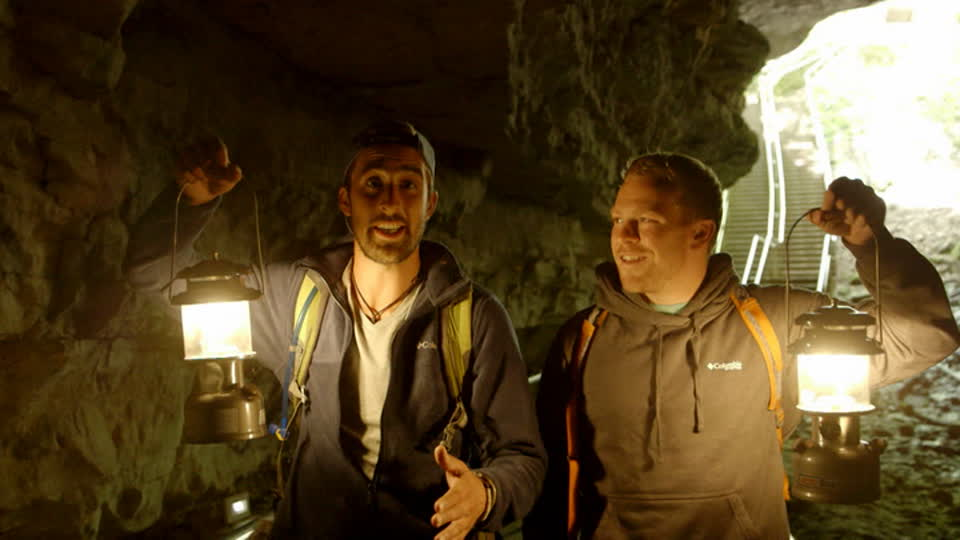 Rock the Park S01 E10 - Mammoth Cave: All About the Bats