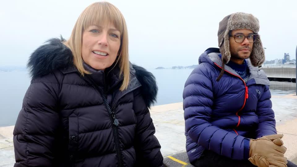 Travel Man S06 E02 - Oslo with Fay Ripley