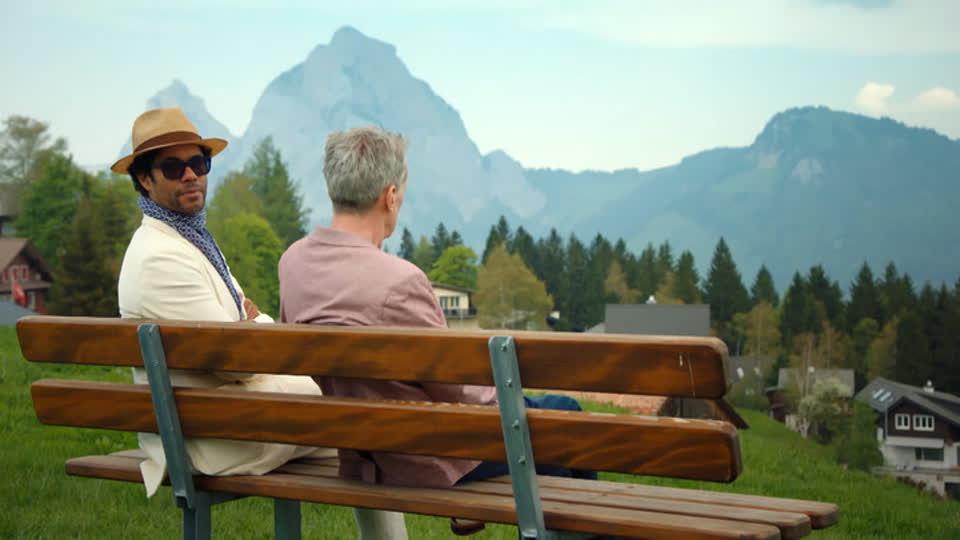 Travel Man S07 E01 - Zurich