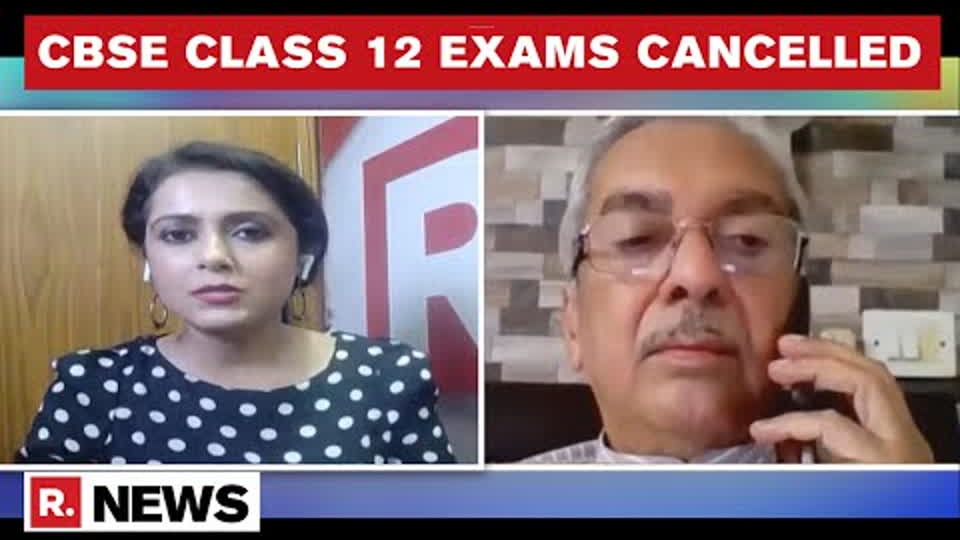 JS Rajput Speaks On Centre Cancelling Class 12 Exams: 'Extremely Satisfied And Happy With Decision'