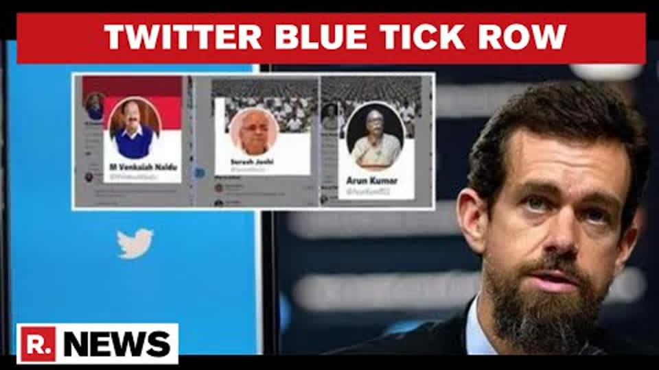 Twitter Removes Blue Verified Badges From The Accounts Of 3 Prominent RSS Leaders