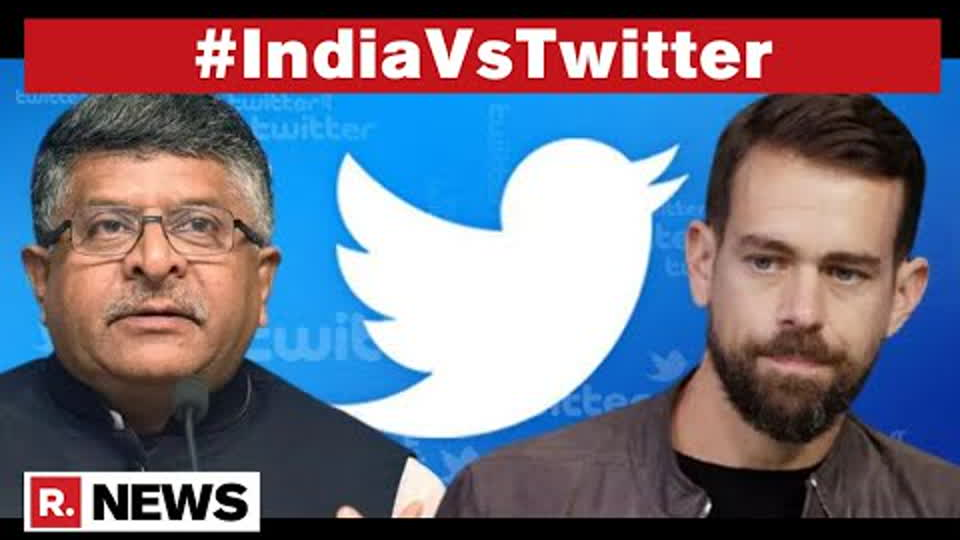 Twitter's Feud With Indian Govt Agravates After Blue Tick Row | Panelists Speak To Republic
