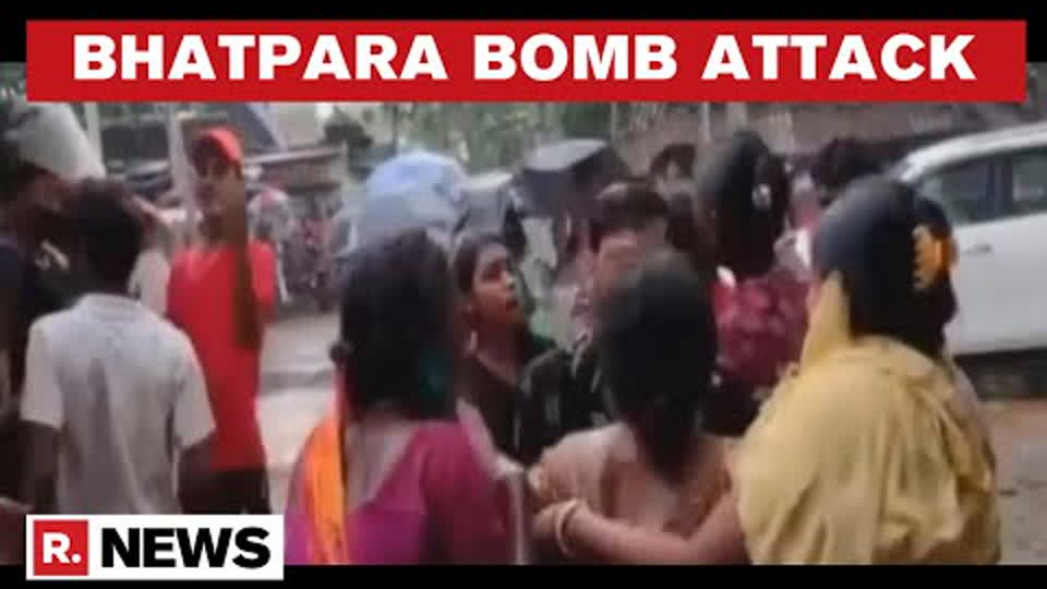 BJP Worker Killed In West Bengal's Bhatpara Bomb Attack, Governor Questions Law & Order Situation