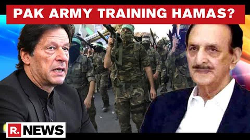 'Pakistan Army Training Terrorists In Hamas,' Claims Former Pak Envoy Raja Zafar Ul Haq