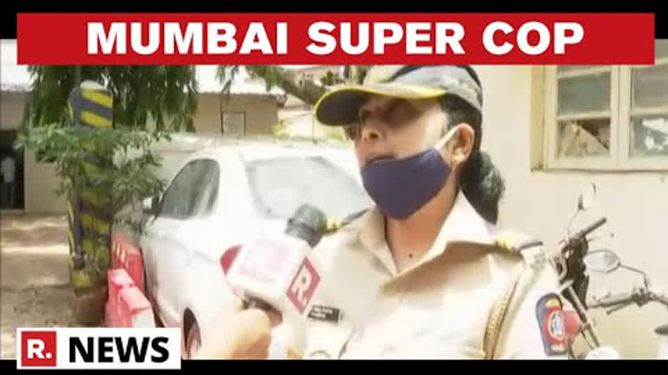 Mumbai Cop Sandhya Sheelvant Goes The Extra Mile, Performs Last Rites Of Unclaimed Bodies