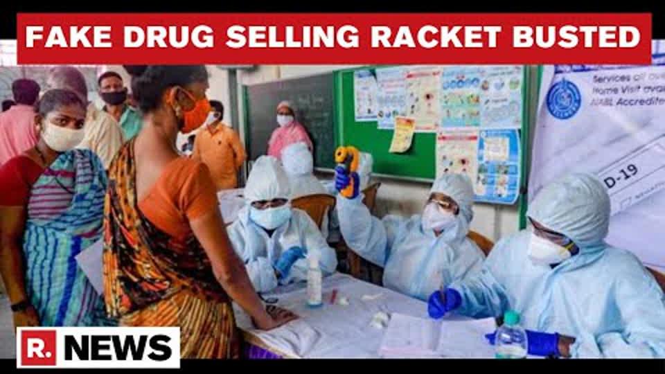 Mumbai: Fake Drug Racket Selling Counterfeit COVID-19 Medication Worth Rs 22 Lakhs Busted
