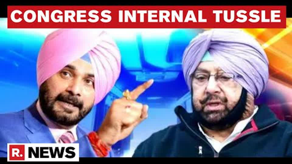 Punjab Congress Chief, AICC In-Charge to Be Replaced; Panel To Submit Report Today: Sources