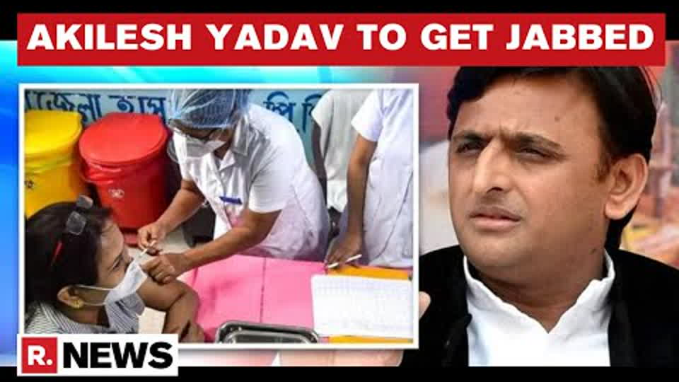 SP Chief Akhilesh Yadav To Get Vaccinated, BJP Slams Him Over His Previous Anti-Vaccination Remarks