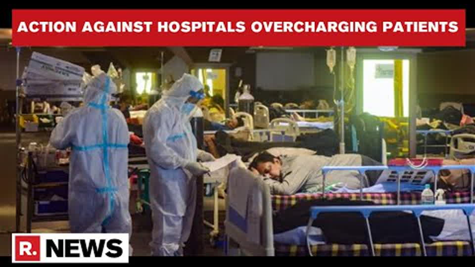 Tamil Nadu Govt To Revoke Licenses Of Private Hospitals For Overcharging COVID-19 Patients