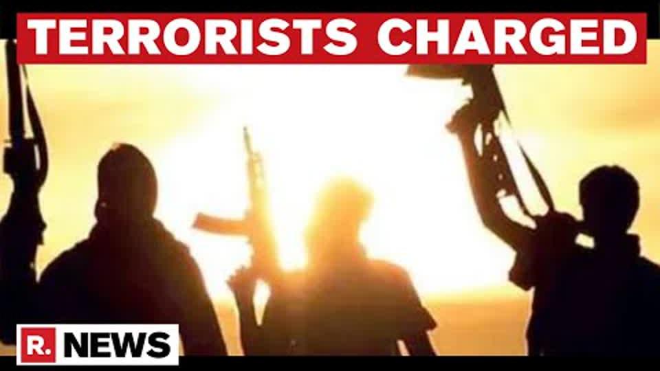 Terror Funding Case: Delhi's Patiala Court Charges 4 Hizbul Mujahideen Terror Suspects | Republic TV