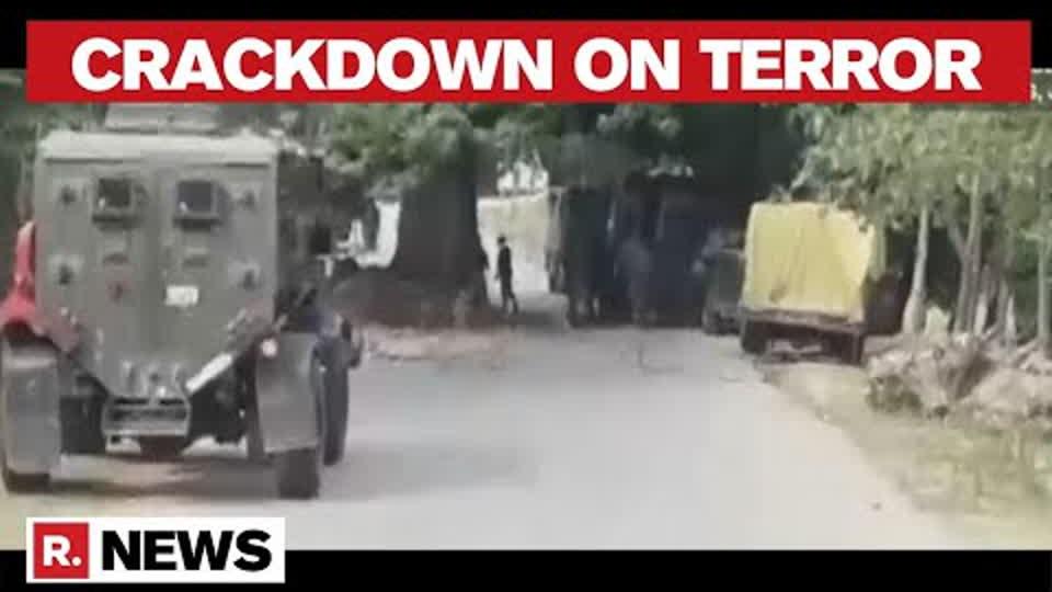 NIA Conducts Multiple Raids Across J&K in Cases Concerning Terror Funding Activities | Republic TV
