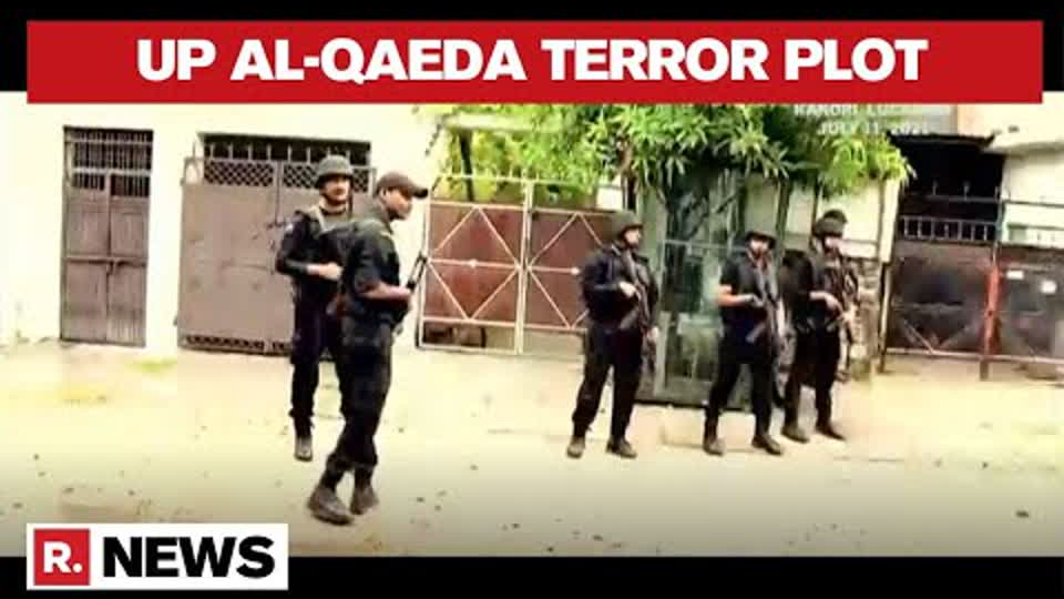 Al-Qaeda Terror Plot: 'Suspects Conducted Recces in Crowded Places of Lucknow', Say Sources