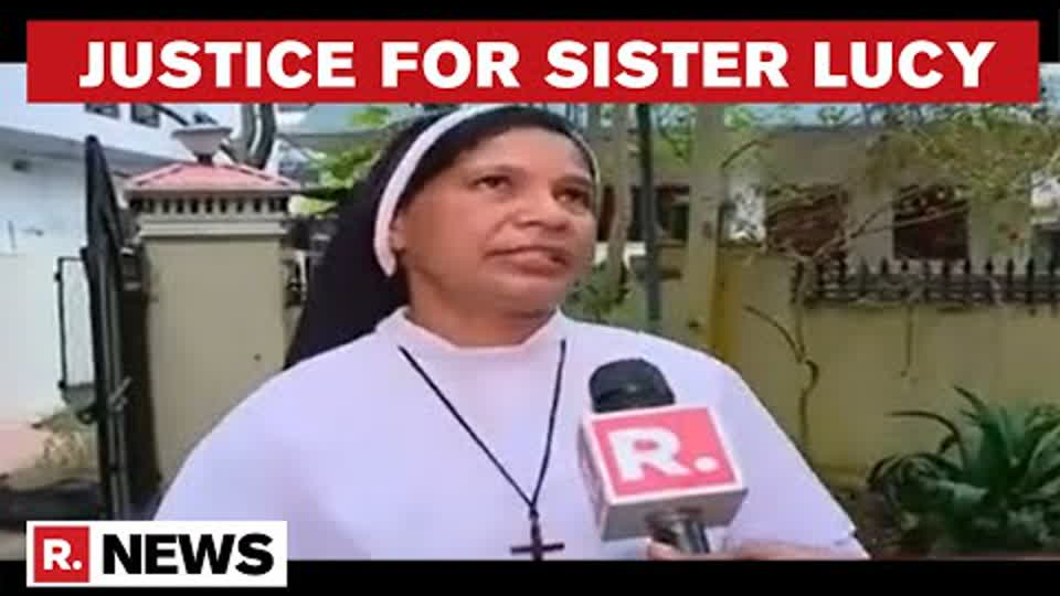 Mulakkal Rape Case: Sister Lucy Ready To Fight Alone In Kerala HC, Says No Lawyer Ready To Help Her