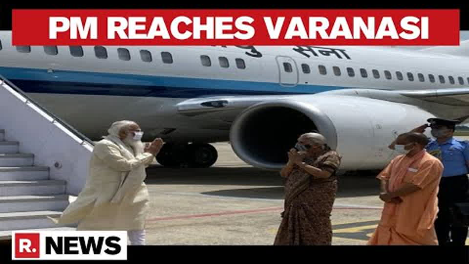 PM Modi Arrives in Varanasi to Inaugurate Multiple Development Projects | Republic TV