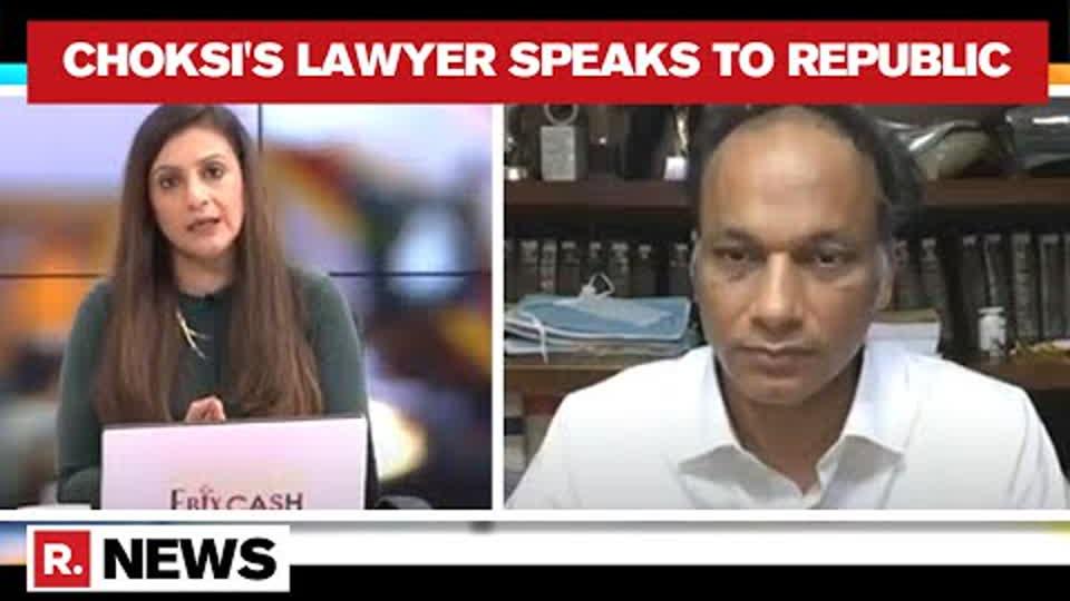Mehul Choksi's Lawyer Speaks After Republic Confronts Fugitive   Republic TV