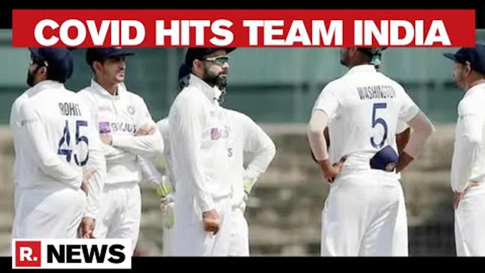 Rishabh Pant Tests COVID Positive; BCCI Cautions Team India Before England Series   Republic TV