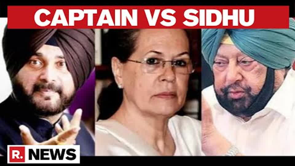 Captain's Letter To Sonia Gandhi Delays Sidhu's Elevation; Slams High Command Interference